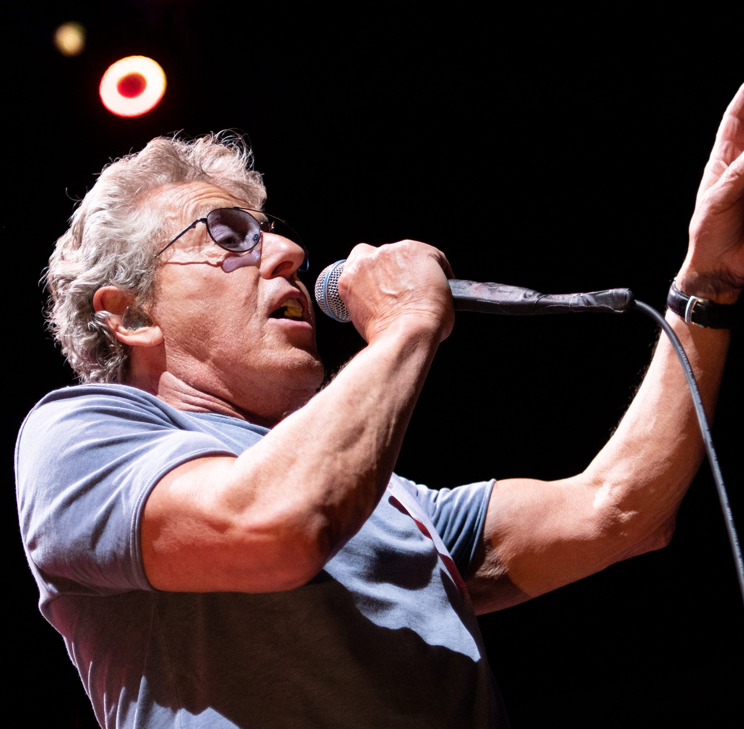 The Who played Nashville backed by a 48-person orchestra