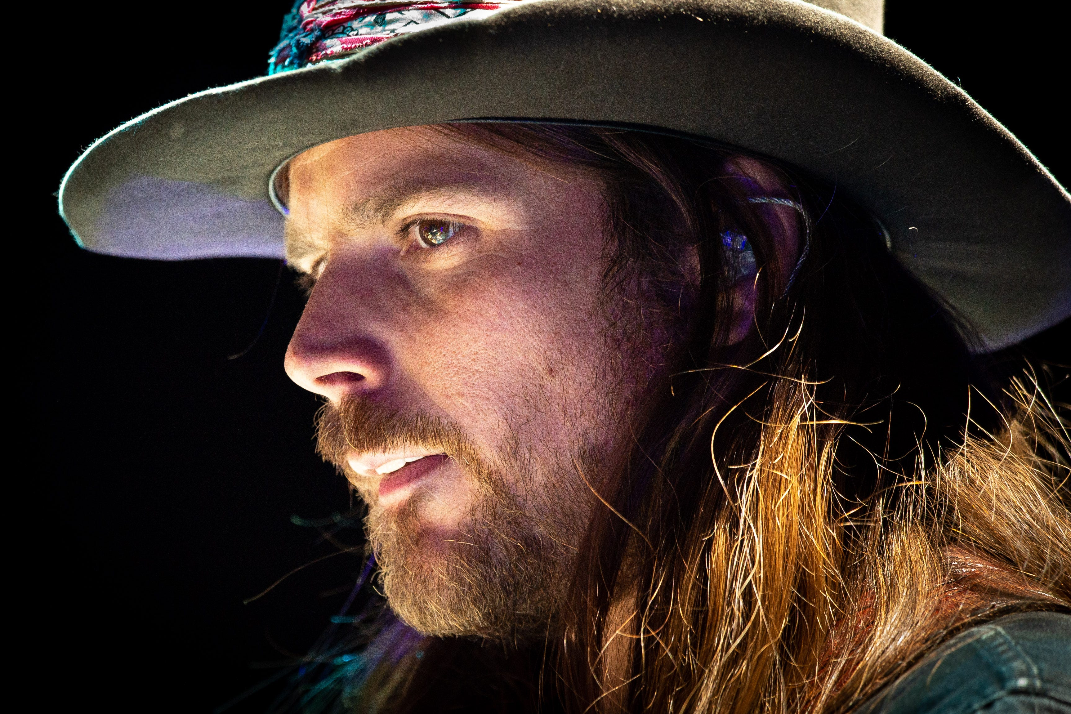 Lukas Nelson on making a  desert island  album, sober life and his signature Gibson guitar