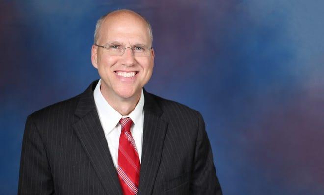 Jason Golden will serve as interim superintendent of Williamson County Schools.