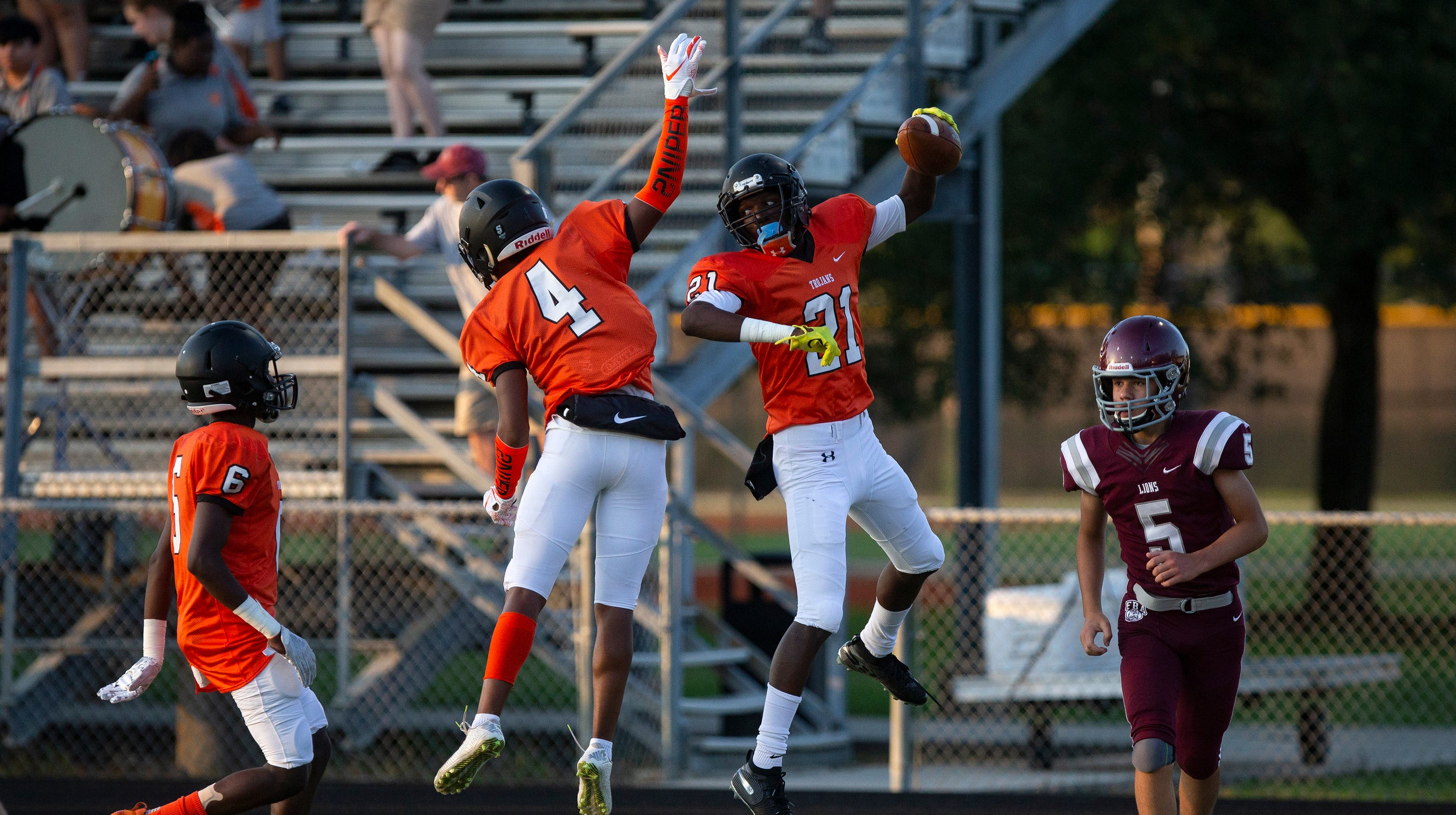 Lely Ida Baker Impress In Spring Football Contests