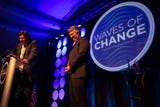 Michael Wynn was named the 2019 Naples Daily News Outstanding Collier Citizen of the Year at the annual dinner of the Greater Naples Chamber of Commerce on Thursday, May 16, 2019.