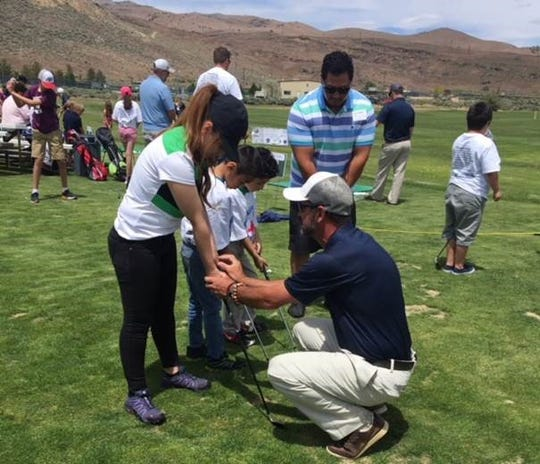 Fred Alexander golf clinic is on Sunday
