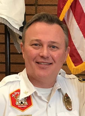 Jason Nicholl was selected as North Lyon Fire Protection District's new chief.