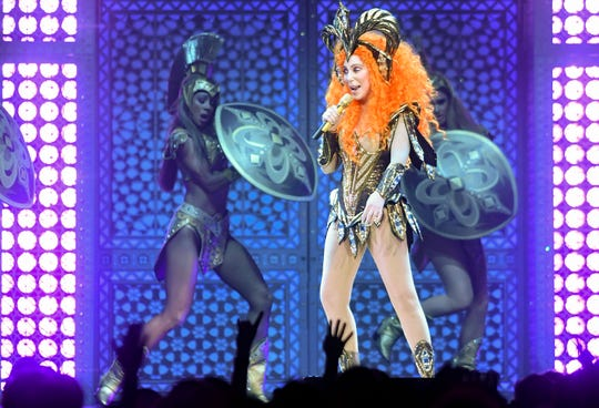 Cher's upcoming FedExForum concert will be her first local appearance since 2003.