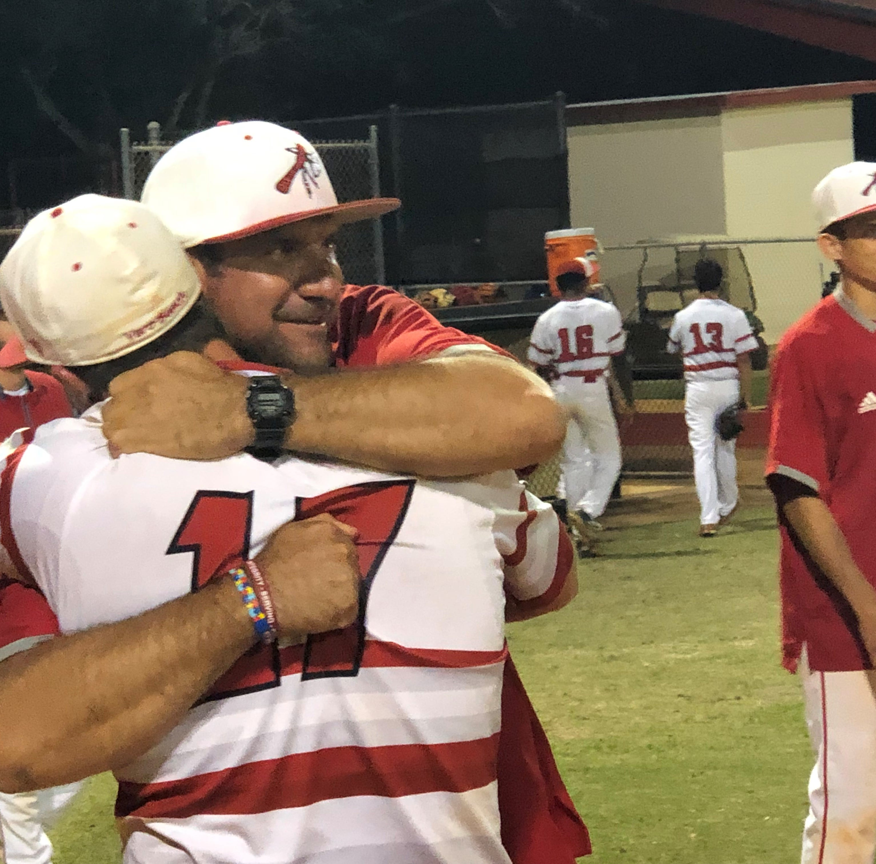 Vero Beach overcomes early deficit to defeat Alonso 3-1 in the 9A Region 2 Quarterfinals