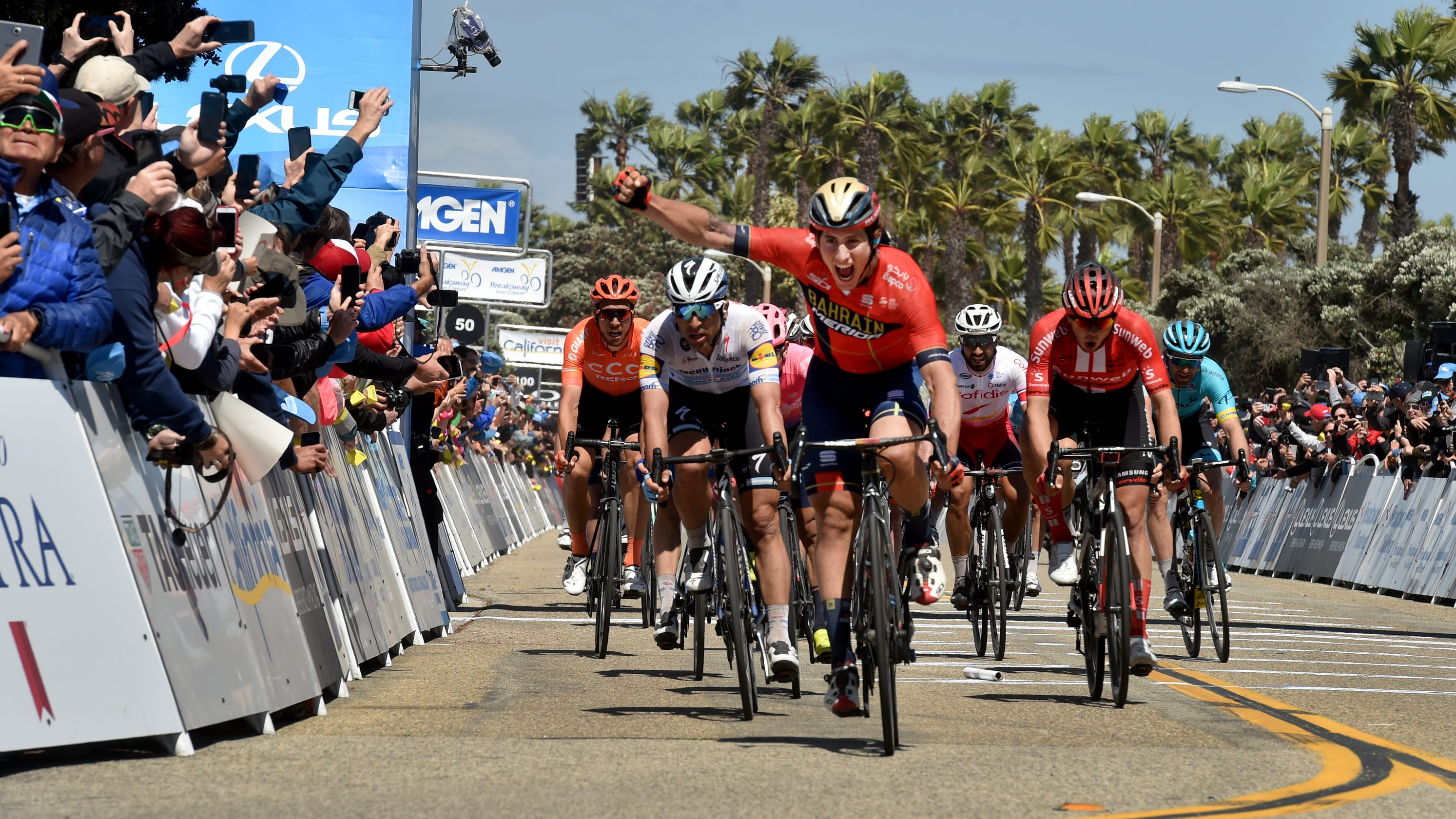 Amgen Tour Of California 2020.Amgen Tour Of California Cycling Race Will Not Be Held In 2020