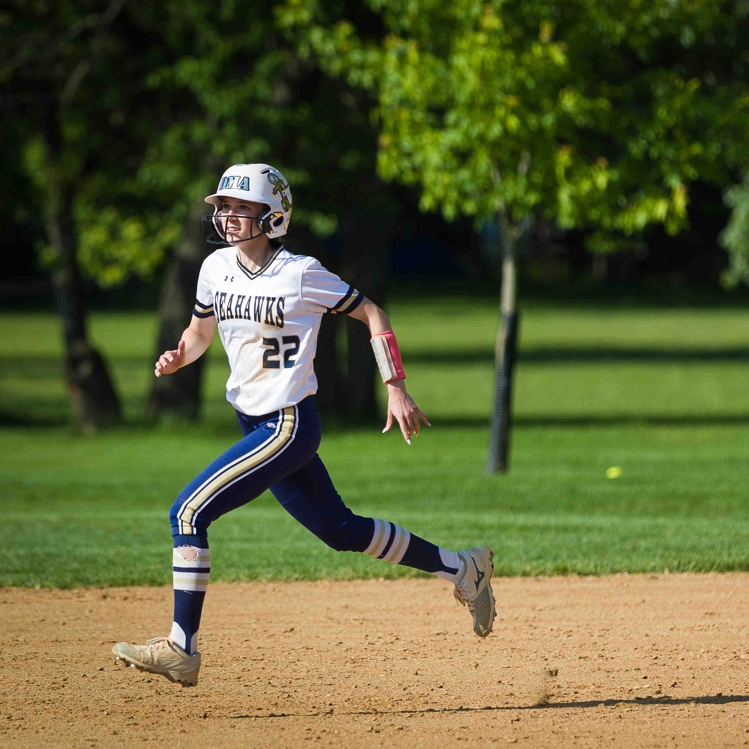 DMA outburst too much for Sussex Central in DIAA Softball Tournament opener