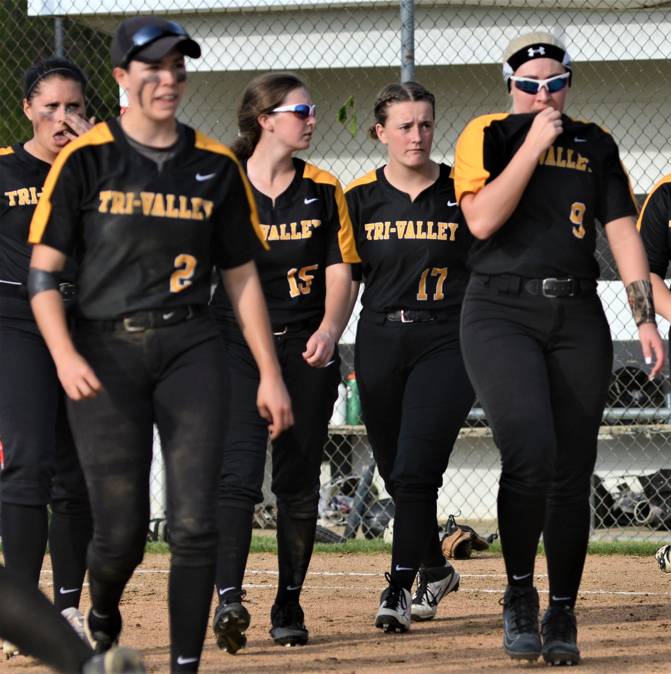 Tri-Valley's season ends after River View rally