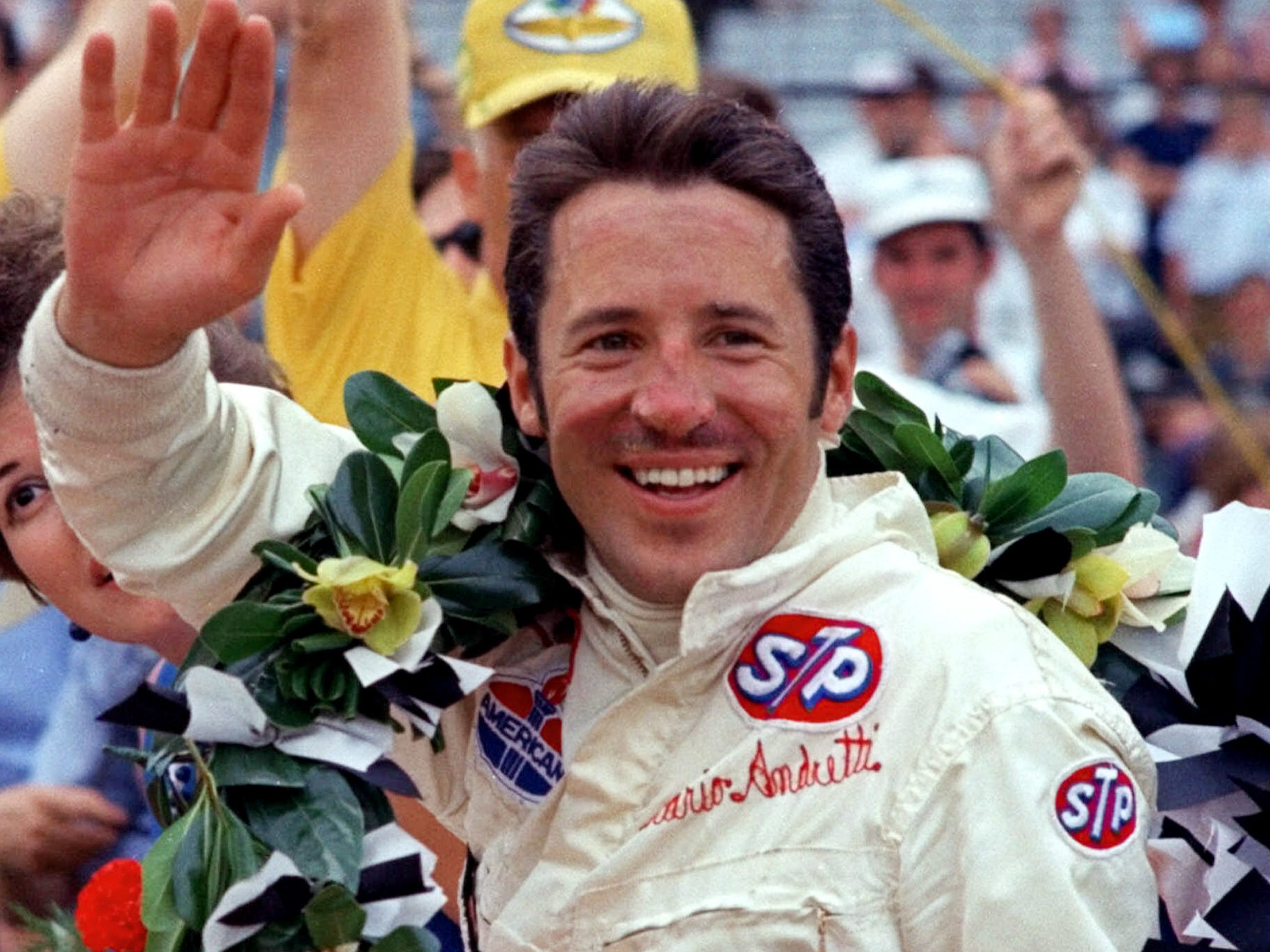 The legends of 1969: Mario Andretti's unlikely Indy 500 victory filled with racing lore