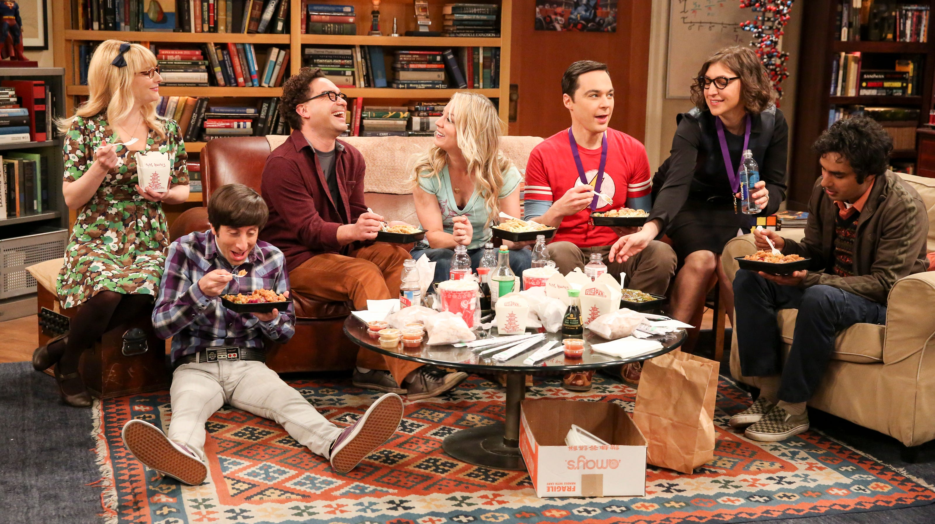 The Big Bang Theory finale marks end to longest-running sitcom