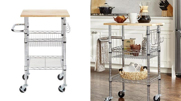 Save 25% on this stylish cart now.
