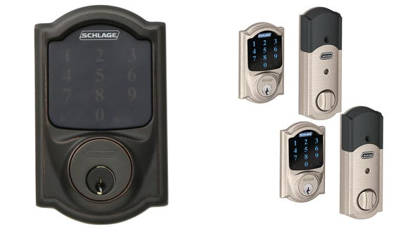 Make your home security smart with these smart locks.