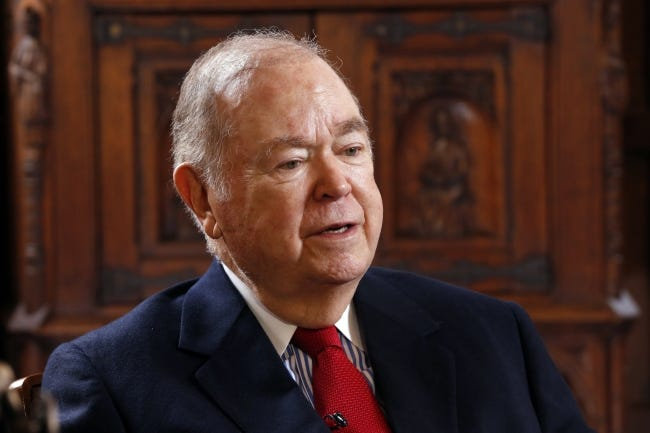 David Boren is the former president of the University of Oklahoma and a former Oklahoma governor and U.S. senator.