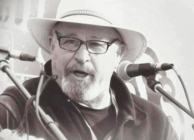 Dan Siebert will perform during Morning Music Saturday at the Arcadia Round Barn. [PHOTO PROVIDED]