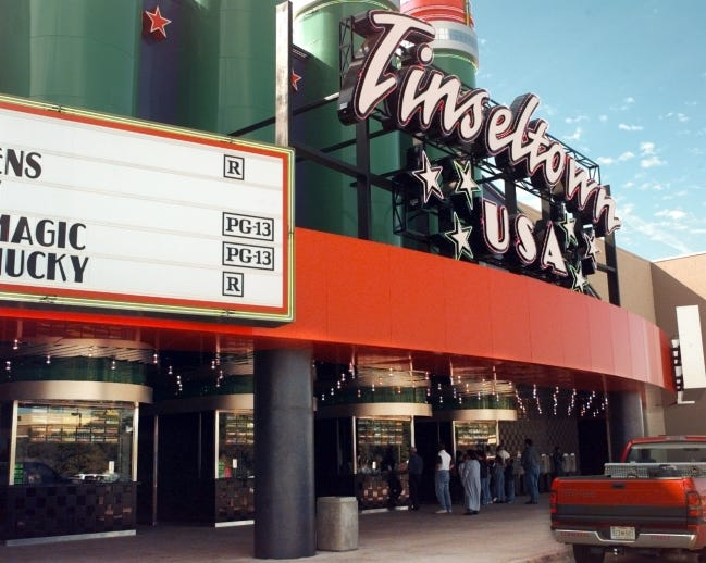 Freedom Worship will begin holding in-person worship services on Feb. 28 at Cinemark Tinseltown in Oklahoma City. [The Oklahoman Archives]