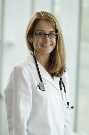 Oklahoma Medical Research Foundation epidemiologist Eliza Chakravarty, M.D. [Provided]