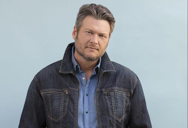 Blake Shelton [Jim Wright photo]