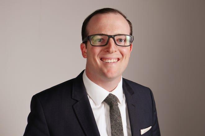 Business Editor David Dishman [Doug Hoke/The Oklahoman]
