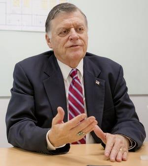 U.S. Rep. Tom Cole, R-Moore