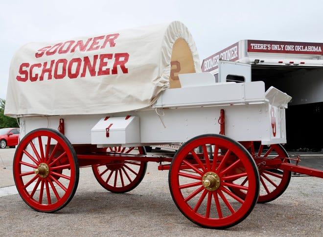 The Sooner Schooner.