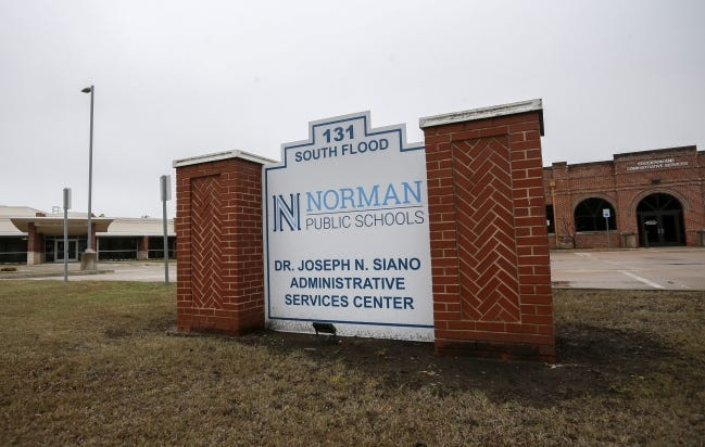 Norman Public Schools canceled sick leave requests from 20 Irving Middle School employees, who feared they were exposed to COVID-19 at the school. Contact tracing didn't find they were exposed, but teachers still requested a day to get tested for the coronavirus. [The Oklahoman Archives]