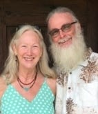 Ben and Alycia Goeke will perform outdoors Saturday at the Arcadia Round Barn. [PHOTO PROVIDED]