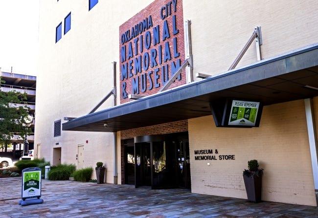 The Oklahoma City National Memorial & Museum. [Chris Landsberger/The Oklahoman]
