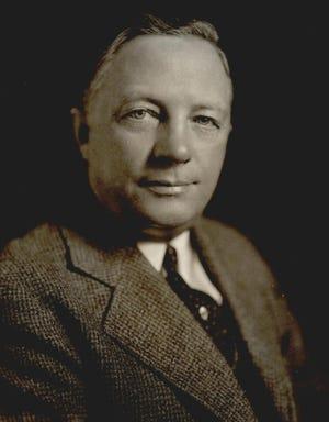 T.E. Braniff of Braniff Airways Inc. [Oklahoma History Center]