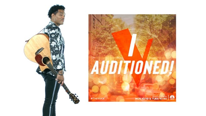 """Tulsa singer and worship leader Anthony Mason auditioned for Season 19 of """"The Voice."""" [Photo provided]"""