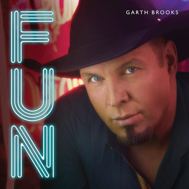 """Garth Brooks has announced that his eagerly awaited 12th studio album """"FUN"""" will be released Nov. 20. [Blue Rose Inc. photo]"""