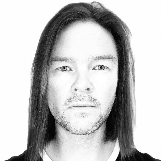 Best known as the guitarist for the platinum-selling rock band Hinder, Oklahoma musician Mark Austin King has been working on his side project Caffeine Genius during the coronavirus pandemic. [Photo provided]