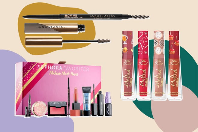 Gift ideas for women who love makeup.
