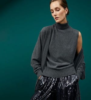 Lafayette 148 holiday trunk show is scheduled Thursday though Saturday at CK & Co.