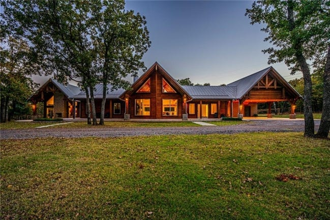 The Listing of the Week is on 12.25 acres at 14800 NE 164, in Jones. [PHOTO PROVIDED]