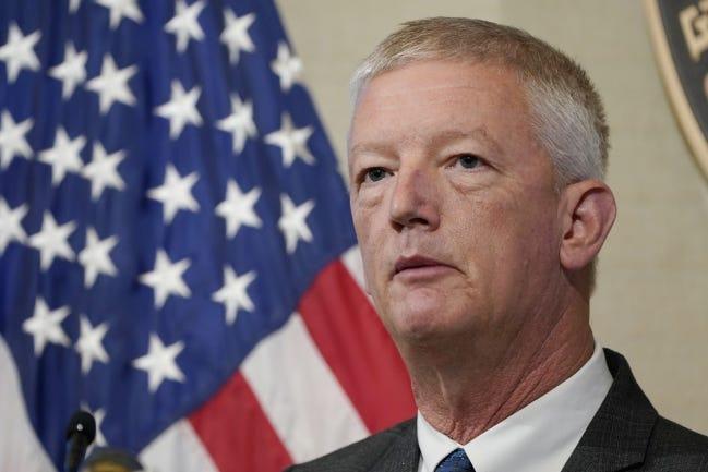 Scott Crow, director of the Oklahoma Department of Corrections [AP File Photo/Sue Ogrocki]