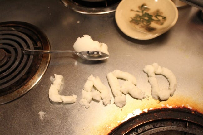Could cooking with lard be healthy ... in a roundabout way?
