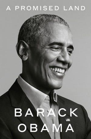"""A Promised Land"" by Barack Obama [Penguin Random House]"