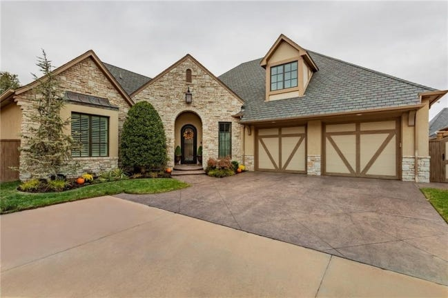 The Listing of the Week is at 16361 Scotland Way. [PHOTO PROVIDED]