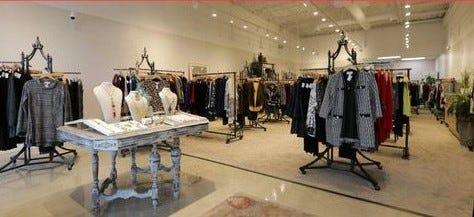 Nancy Farha women's boutique will host a benefit shopping event.