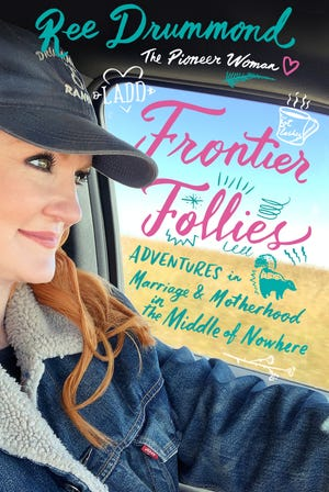 Frontier Follies book cover. PROVIDED PHOTO