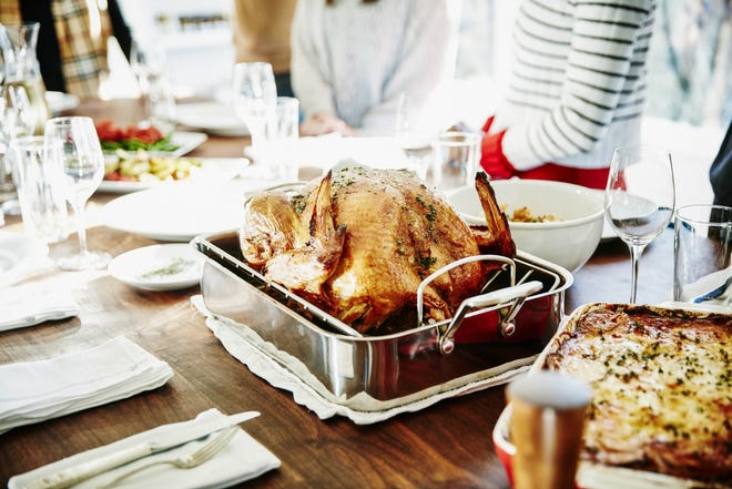 The average price for Thanksgiving meals is lower this year. [METRO CREATIVE PHOTO]