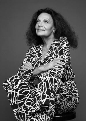 Fashion designer Diane von Furstenberg is collaborating on a home line for H&M.