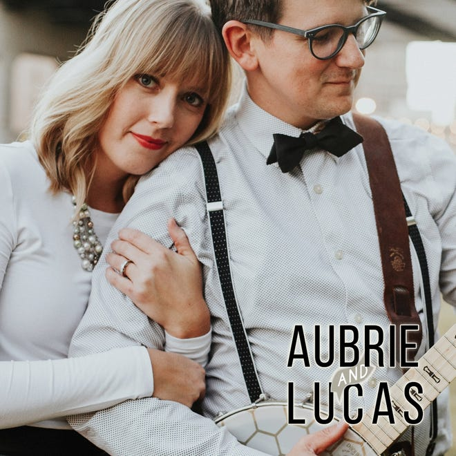 Popular Oklahoma TV personality, actor and musician Lucas Ross has released a new album with his wife, Aubrie Ross, who runs a organization called Heartbeat for Hope, benefiting the children of Village of Hope in Ghana, Africa. A portion of album sales will go to the nonprofit. [Album cover provided]