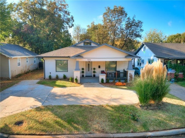 The Listing of the Week is at 1204 NW 44. [PHOTO PROVIDED]