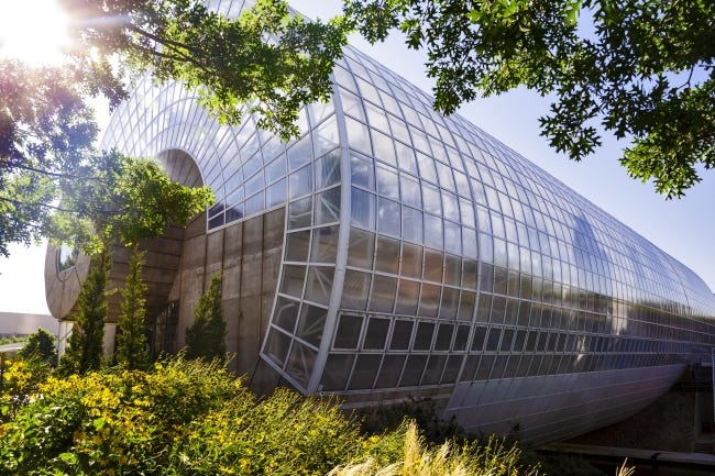 A membership to gardening organizations, such as the Myriad Botanical Gardens in Oklahoma City, is one gift idea for the gardeners on your list. [Chris Landsberger/The Oklahoman Archives]
