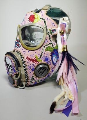 Cherokee Art Market winner. [Provided]