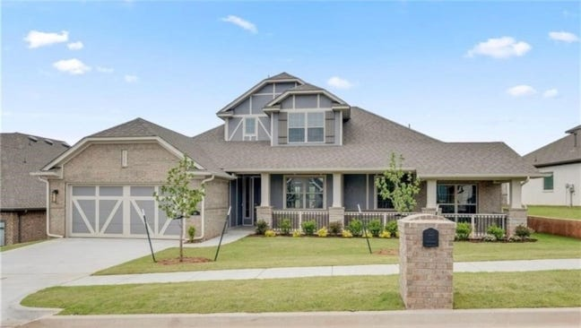The Listing of the Week is at 209 Sonora Lane in Norman. [PHOTO PROVIDED]