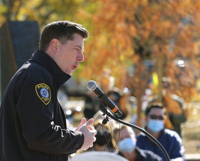 Oklahoma City Mayor David Holt [Doug Hoke/The Oklahoman]