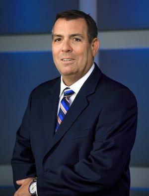 Gov. Kevin Stitt's Secretary of Digital Transformation and Administration David Ostrowe. [Chris Landsberger/The Oklahoman]