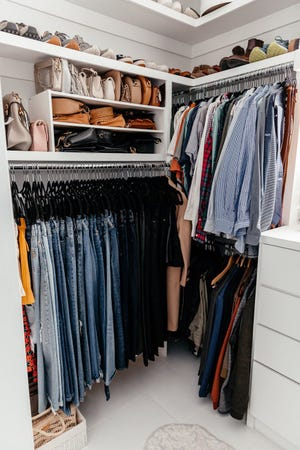 Easy tips can take your closet from overwhelming to organized.
